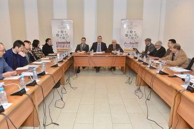 """المجلس الأعلى للتربية والتكوين والبحث العلمي ينظم ورشة في موضوع: """"الابتكار البيداغوجي"""""""