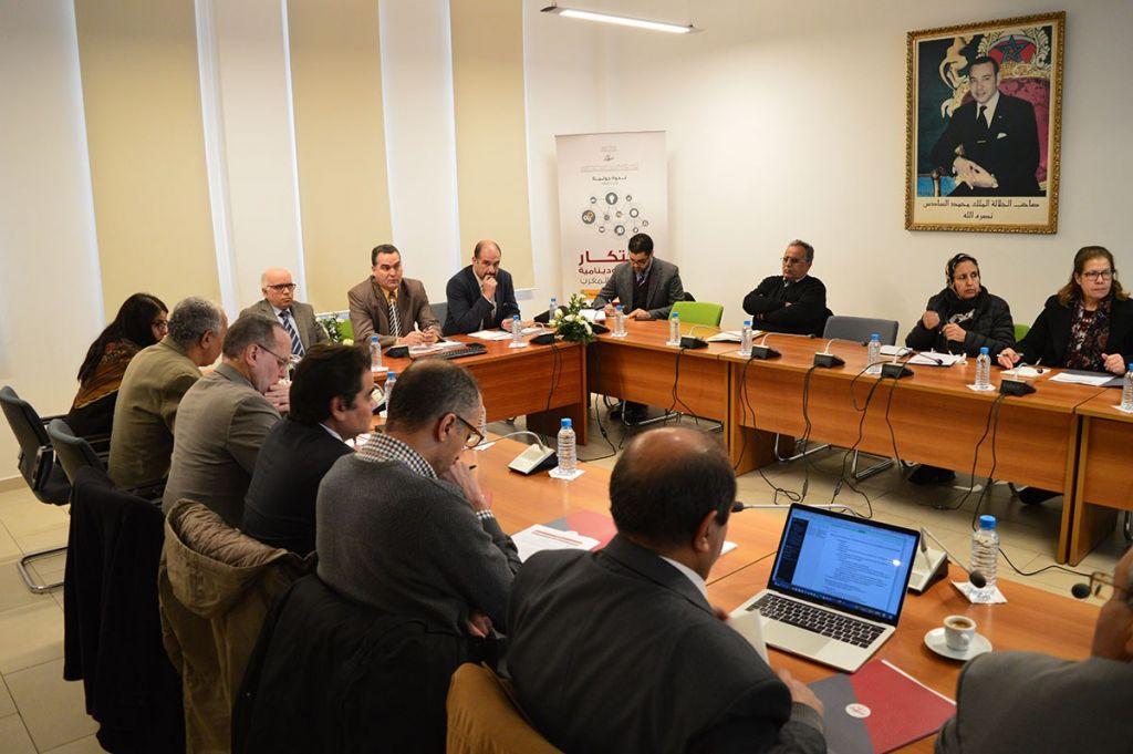 """المجلس الأعلى للتربية والتكوين والبحث العلمي ينظم ورشة في موضوع: """"ثقافة الابتكار"""""""