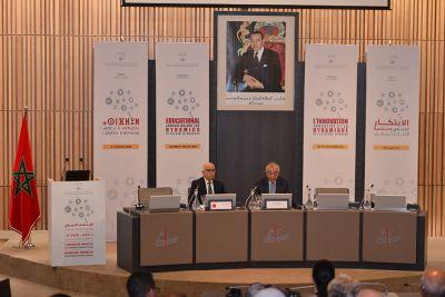 """Allocution du Président du CSEFRS à l'ouverture du Colloque """"L'innovation éducative et la dynamique de la réforme au Maroc"""""""